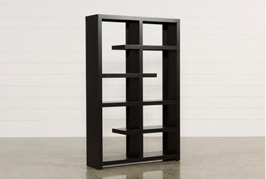 Benton Room Divider Bookcase