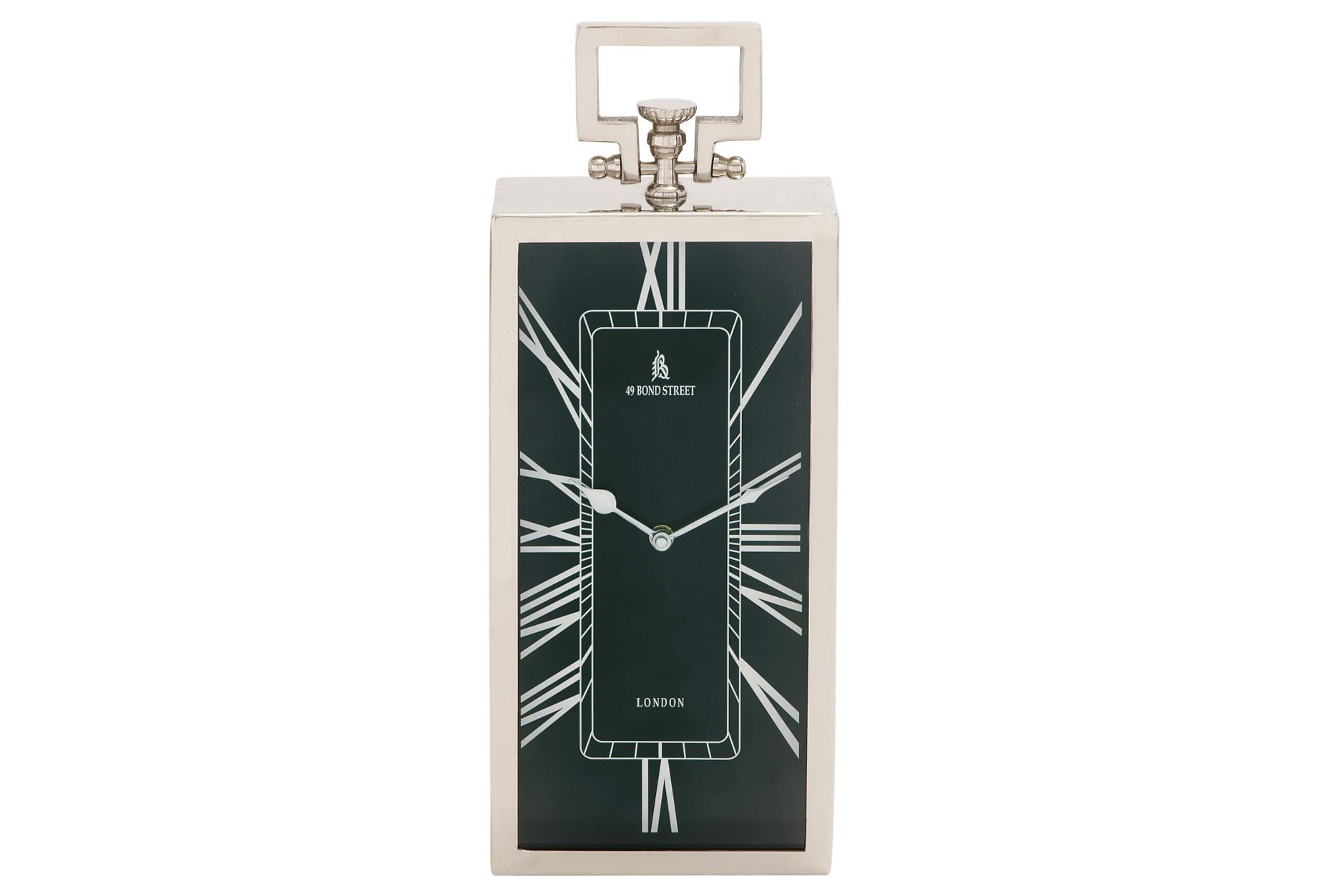 16 Inch Tall Metal Table Clock (Qty: 1) Has Been Successfully Added To Your  Cart.