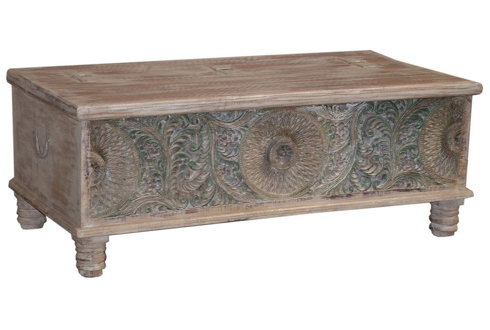Zifa Carved Trunk