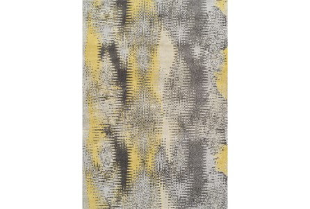 94X127 Rug-Royce Yellow
