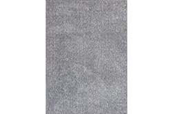90X114 Rug-Elation Shag Heather Grey