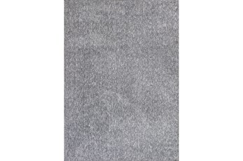 "7'5""x9'5"" Rug-Elation Shag Heather Grey"