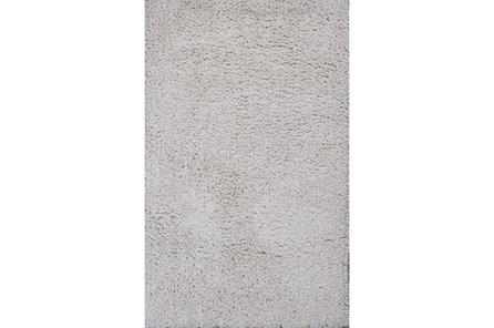 60X84 Rug-Velardi Ivory Shag - Main