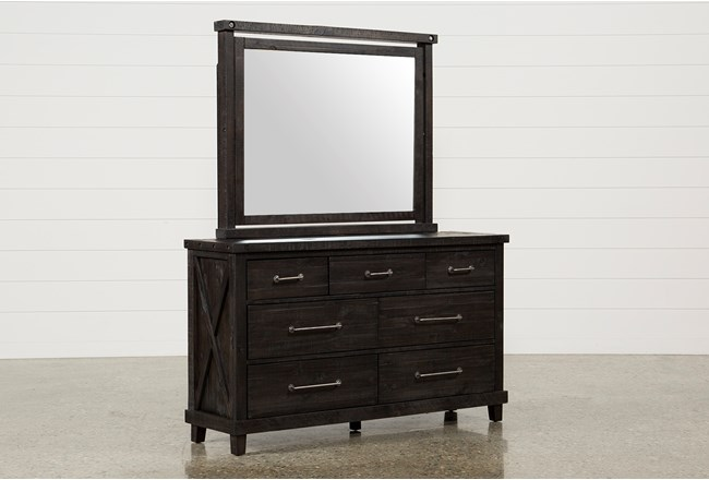 Jaxon Dresser/Mirror - 360