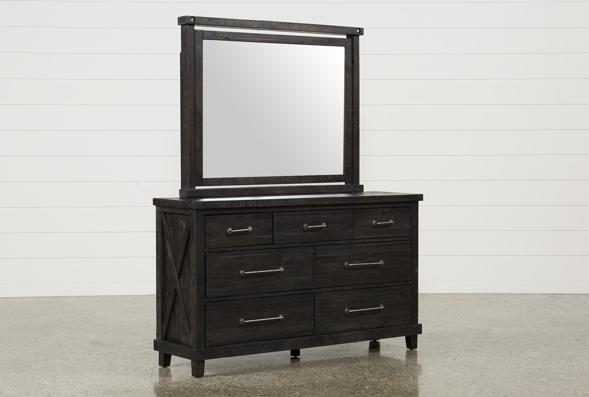 Charmant Jaxon Dresser/Mirror