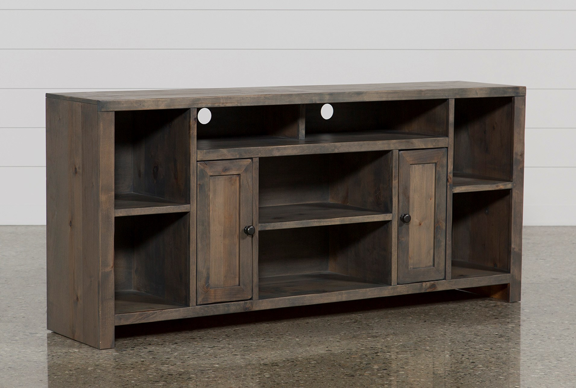 Living Spaces Tv Stand : Ducar 75 Inch TV Stand  Living Spaces