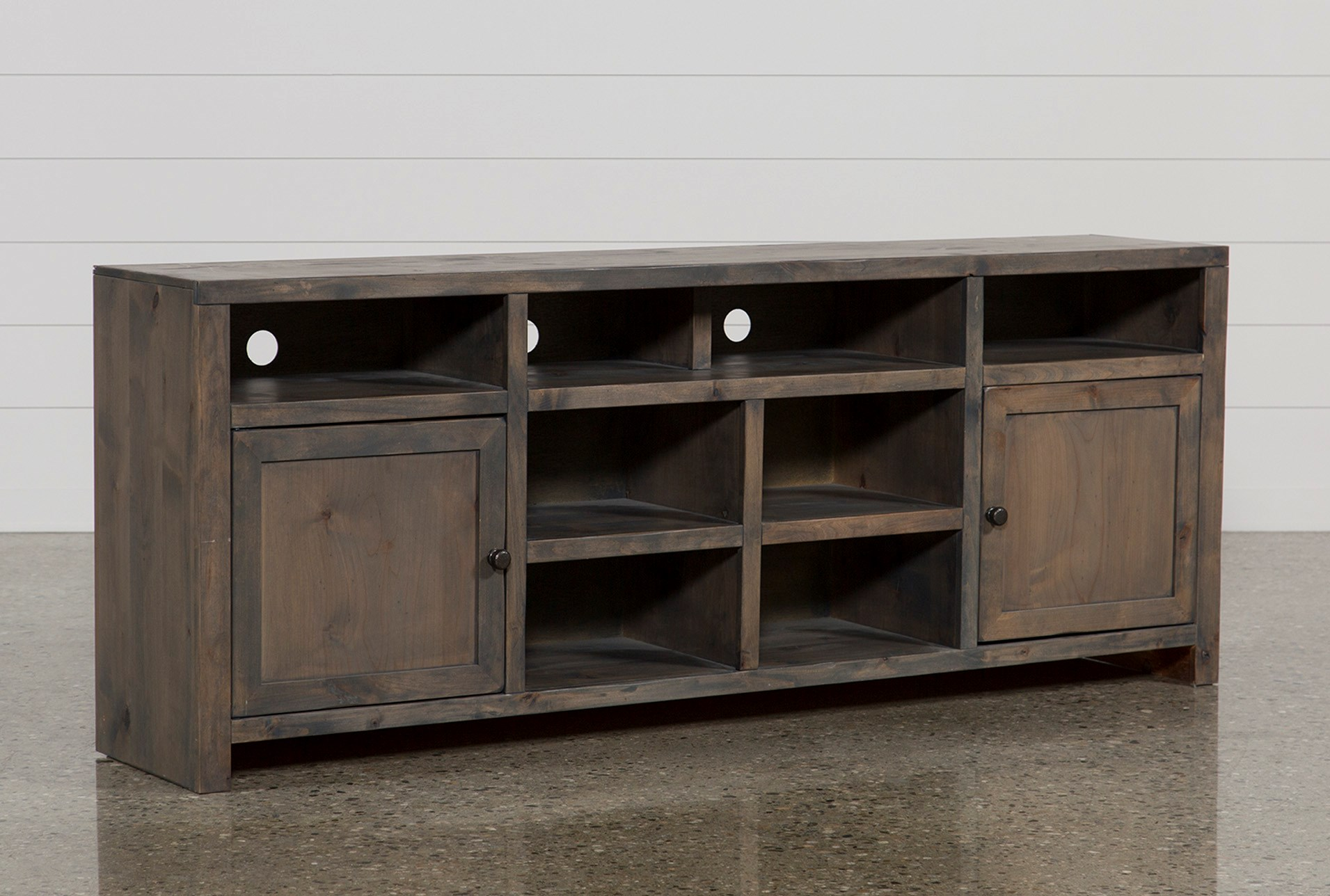 Ducar 84 Inch Tv Stand Living Spaces