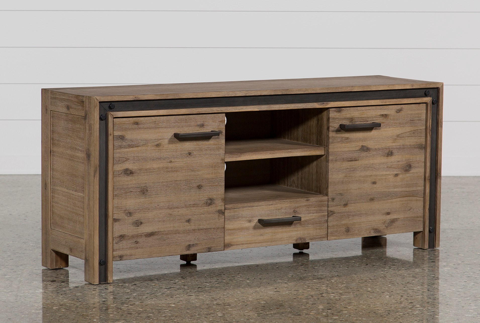 Amos 65 Inch Tv Stand Living Spaces