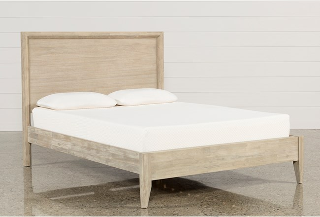 Allen Eastern King Panel Bed - 360