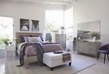 Allen California King Panel Bed - Room