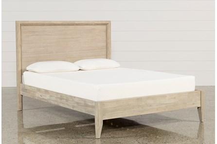 Allen Queen Panel Bed - Main