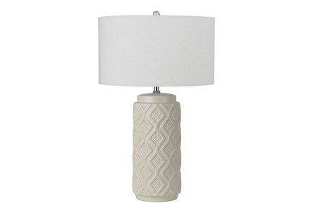 Table Lamp-Sumner Woven - Main