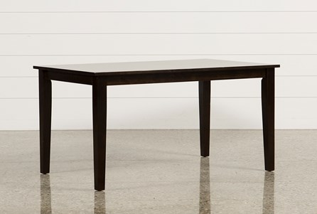 Wendy Espresso Rectangle Dining Table