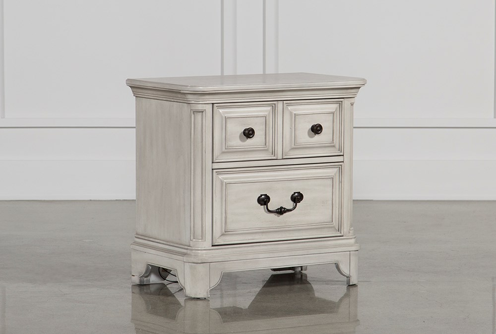 Kincaid 2-Drawer Nightstand