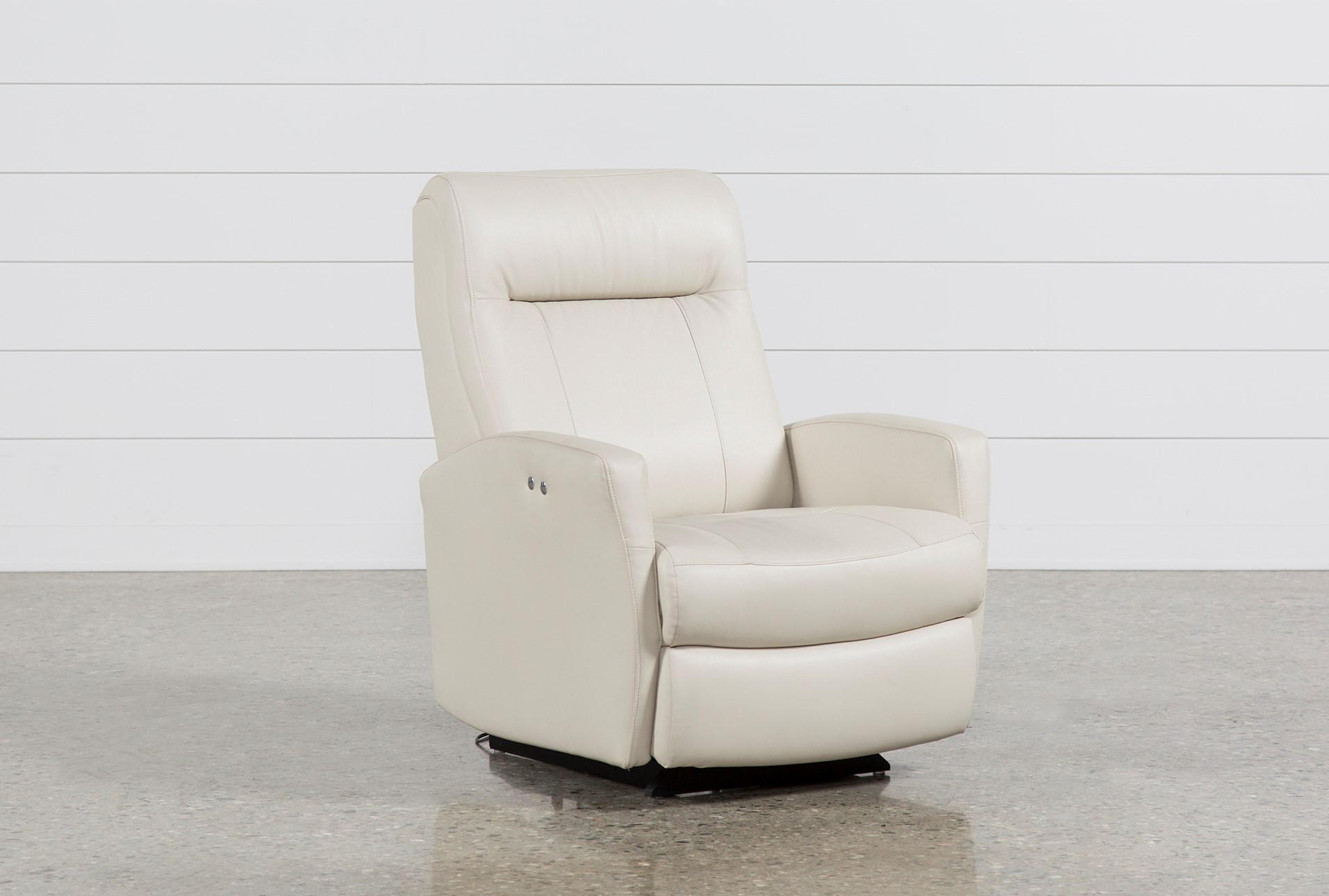 Dale II Swivel Glider Recliner | Living Spaces