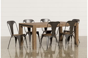 Amos 7 Piece Extension Dining Set
