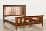 Lloyd Eastern King Panel Bed - Left