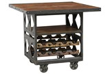 Wheeler Kitchen Island - Signature