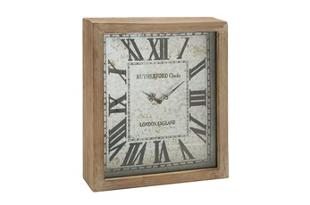 18 Inch Wooden Wall Clock