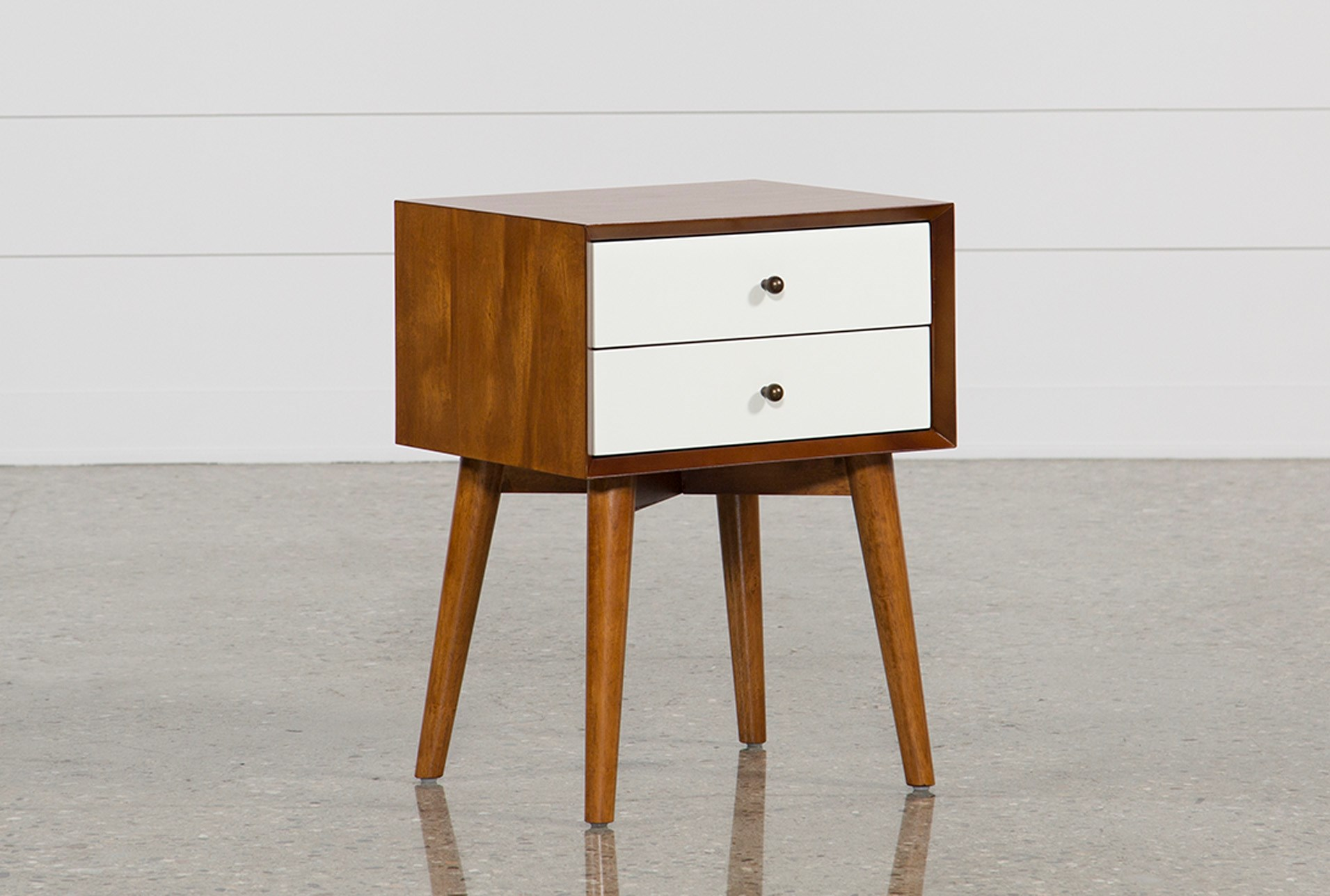 with night drawers stand vintage hero nightstand rubberwood itm solid bedside storage table lydia