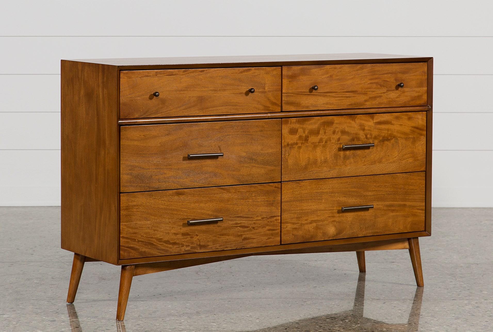 Alton Cherry Dresser
