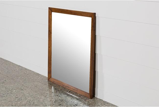 Alton Cherry Mirror - 360