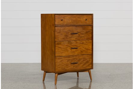Alton Cherry Chest Of Drawers - Main