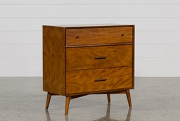 Alton Cherry Media Chest