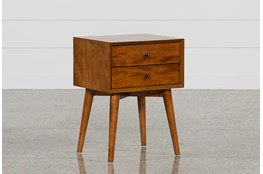 Alton Cherry Night Table