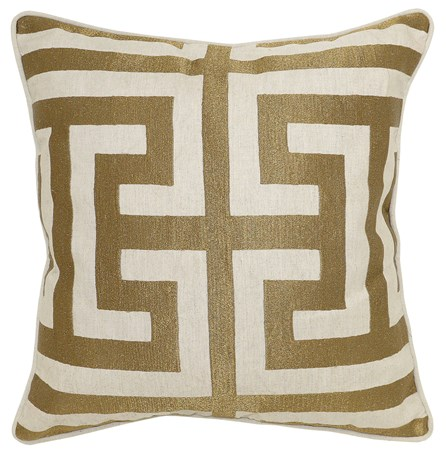Accent Pillow-Estate Bronze 22X22