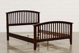 Lawson II Queen Panel Bed - Left