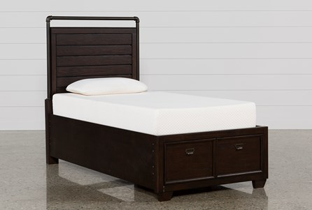 Elliot Twin Storage Bed