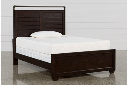 Elliot Full Panel Bed - Main