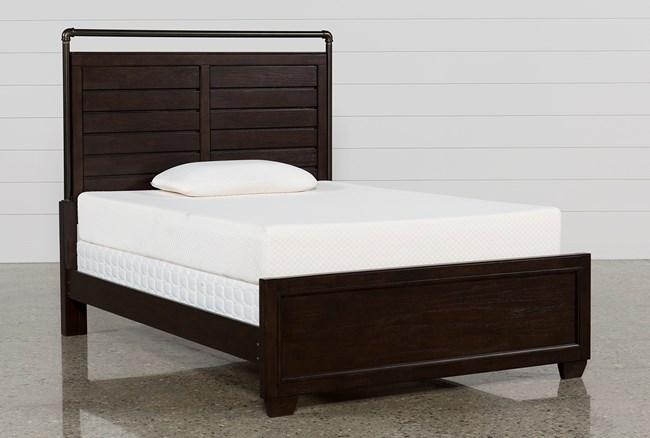 Elliot Full Panel Bed - 360