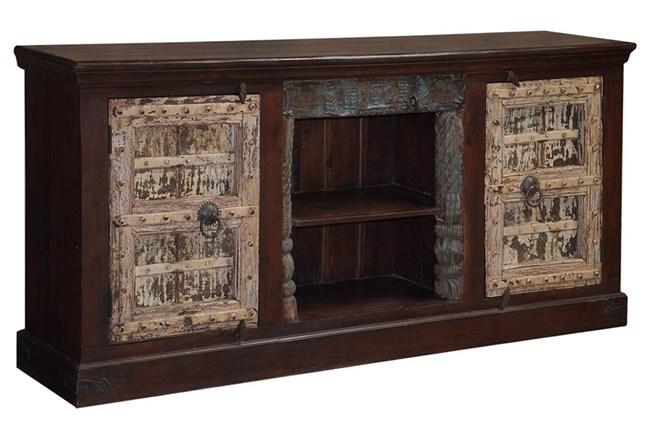 Kamilah Plasma Cabinet - 360