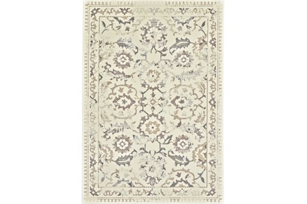 60X96 Rug-Gretta Faded Traditional - Main