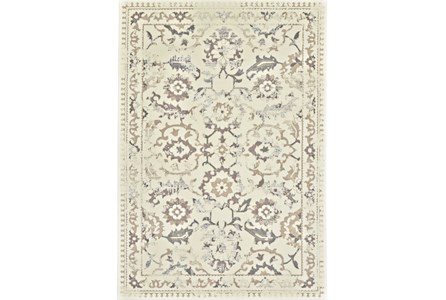 94X132 Rug-Gretta Faded Traditional