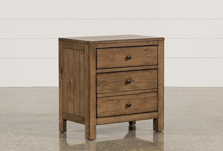 Brooke 2-Drawer Nightstand
