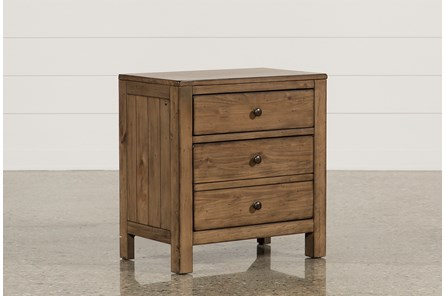 Brooke 2-Drawer Nightstand - Main
