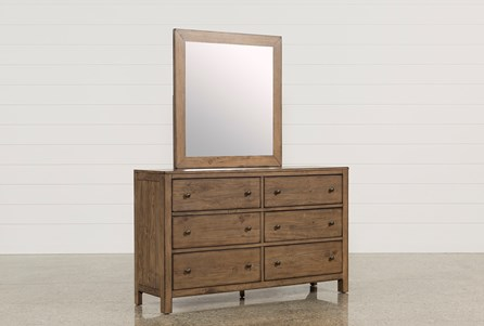 Brooke Dresser/Mirror