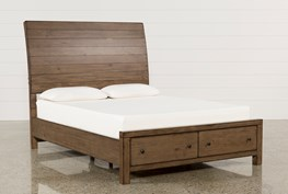 Brooke California King Storage Bed