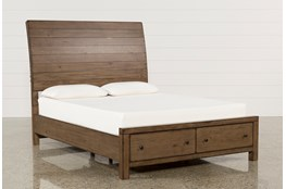 Brooke Queen Storage Bed