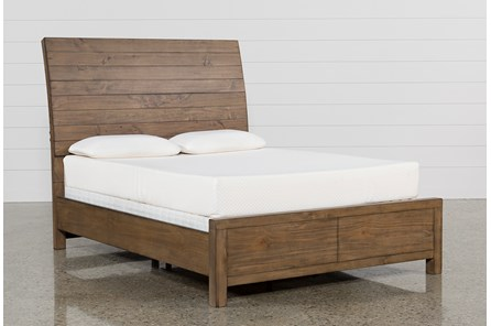 Brooke Queen Sleigh Bed - Main