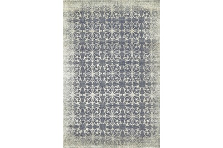 90X126 Rug-Amari Dark Grey - Main