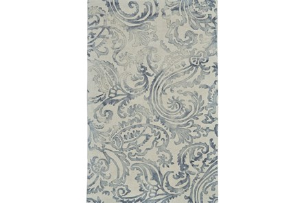 96X132 Rug-Camryn Grey - Main