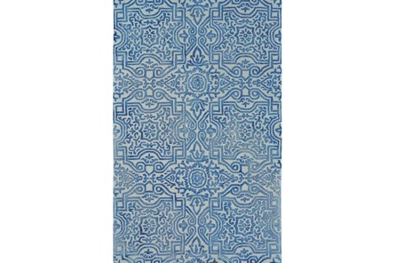 60X90 Rug-Camryn Midnight Blue - Main