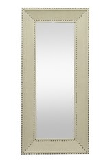 Leaner Mirror-Teague Linen 31X71 - Signature