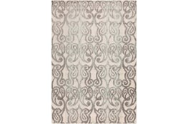 62X91 Rug-Ketton Grey Paisley