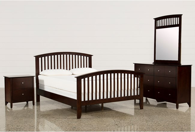 Lawson II Queen 4 Piece Bedroom Set | Living Spaces