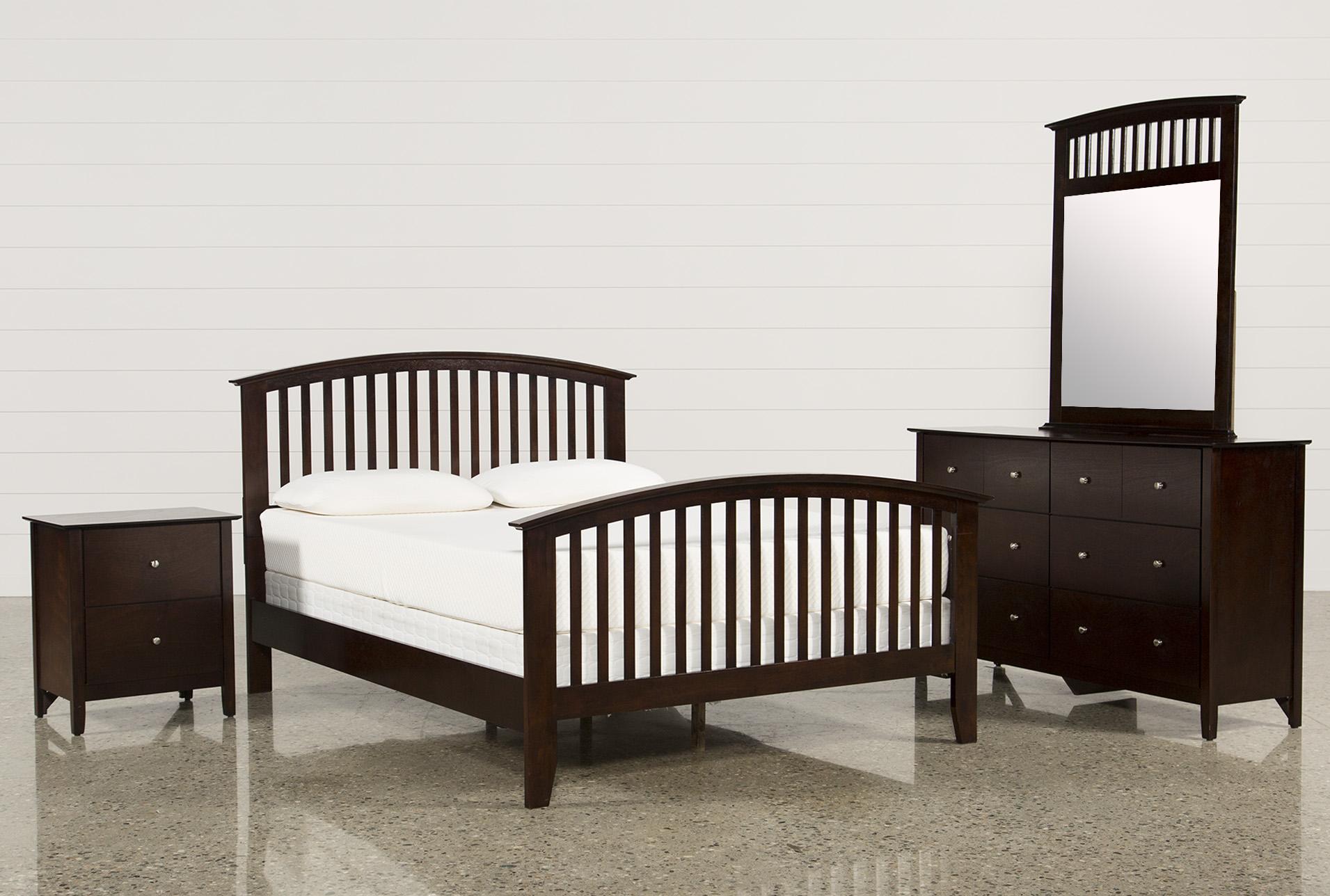 Perfect Lawson II Queen 4 Piece Bedroom Set